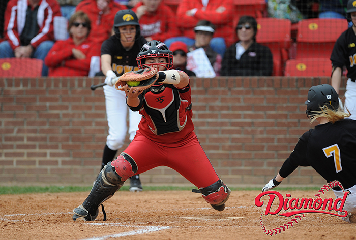 NFCA announces the 2016 Diamond Sports Catchers of the Year
