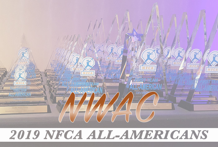 2019 NWAC NFCA All-Americans announced