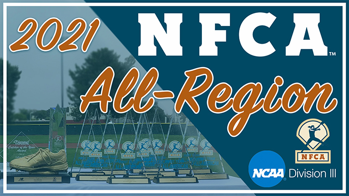 2021 NFCA Division III All-Region Teams revealed