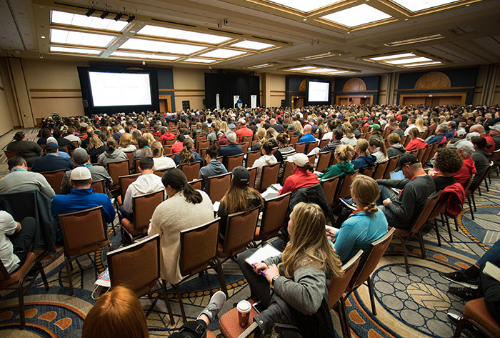 2018 NFCA National Convention concludes with recognition, drills and chalk talks