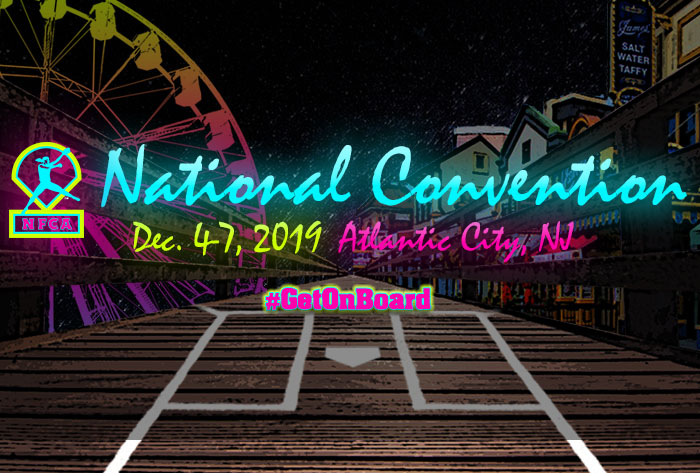 #GetOnBoard - 2019 NFCA Convention Preview (Days 3 & 4)