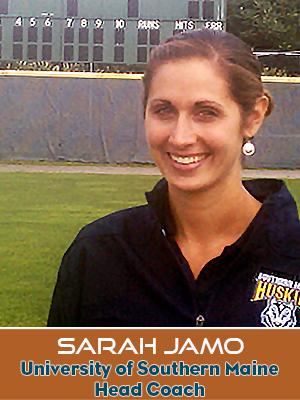 Sarah Jamo