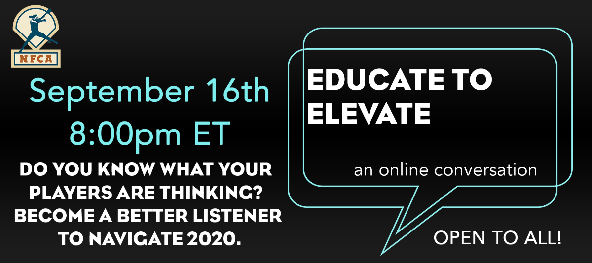 September 16, 2020 | Educate to Elevate