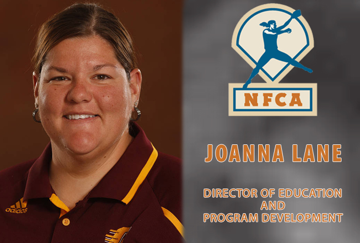 Joanna Lane named NFCA's Director of Education and Program Development