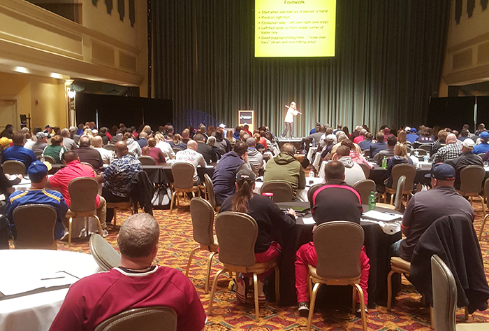 NFCA Coaches Clinic kicks off on Friday
