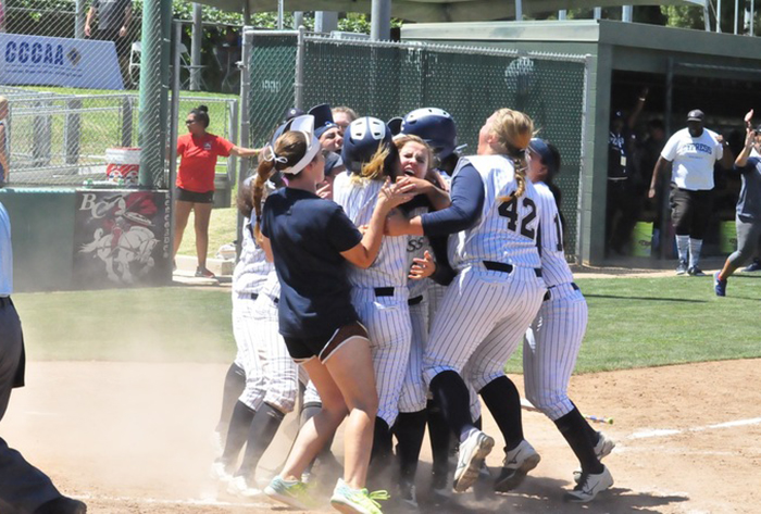 Cypress College wins CCCAA State Championship in wild walk-off fashion