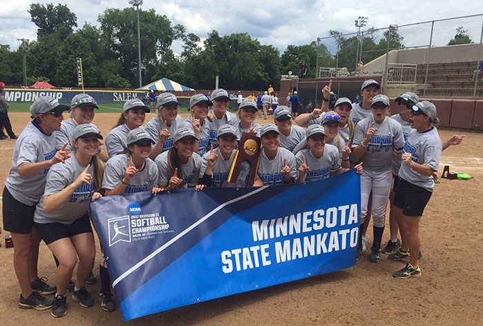 Minnesota State captures first Division II National Championship