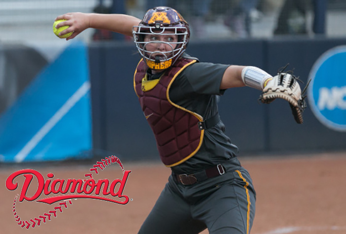 NFCA's 2017 Diamond Sports Catcher of the Year collegiate winners announced