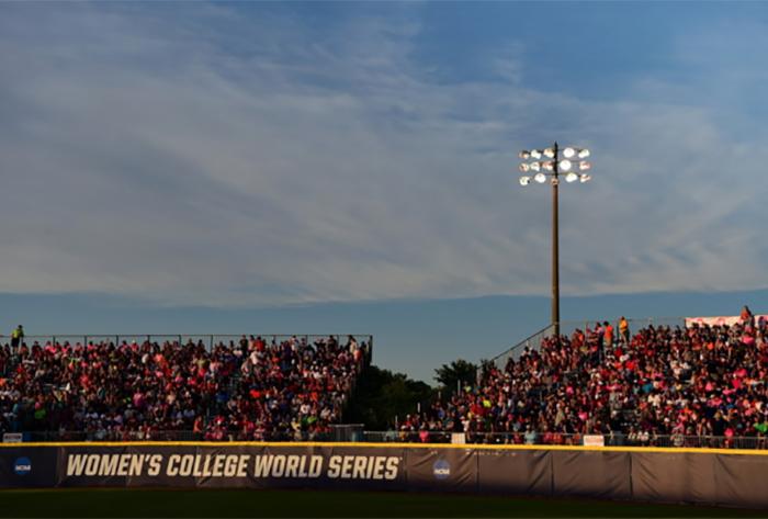 ESPN announces industry leading NCAA Division I Softball