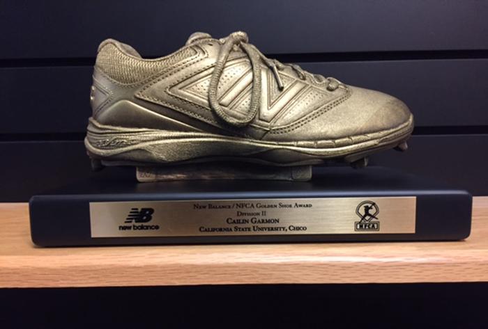 nouveau produit cf13a b5dec 2017 New Balance/NFCA Golden Shoe Award collegiate winners ...
