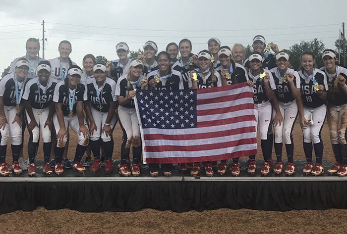 USA Softball JWNT claims back-to-back WBSC Junior Women's