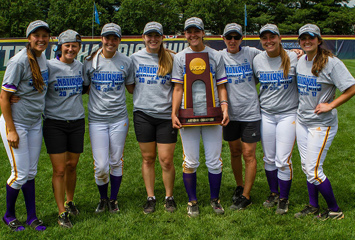 Minnesota State named NFCA's 2017 NCAA Division II National Coaching Staff of the Year