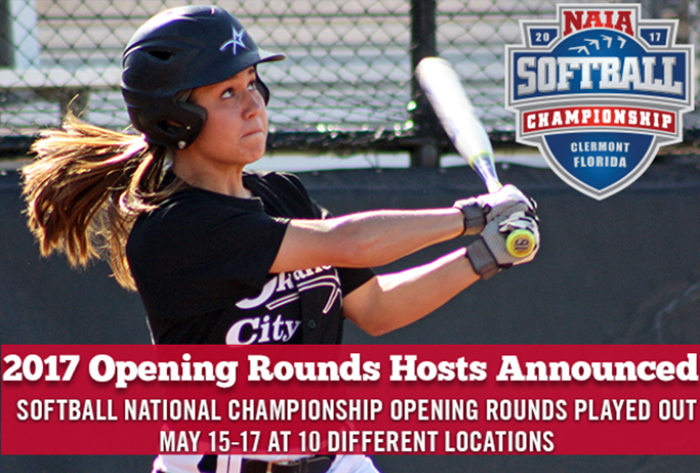 NAIA announces host sites for National Championship Opening Round