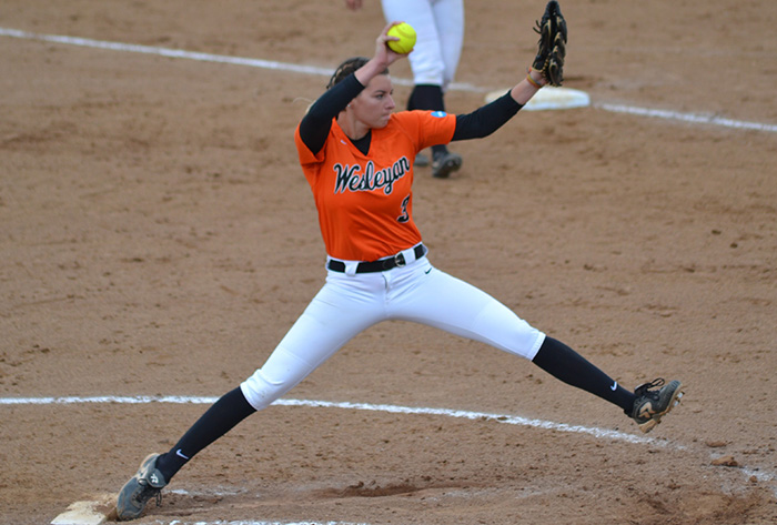 Pitching, long balls highlight Day 1 of NCAA Division II Softball Championship