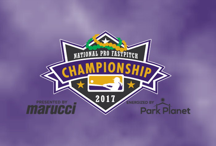 NPF announces coverage of 2017 Championship Series presented by Marucci