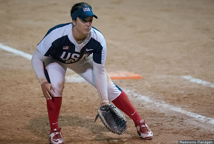 USA Softball WNT arrives in Japan for USA vs Japan All-Star Series
