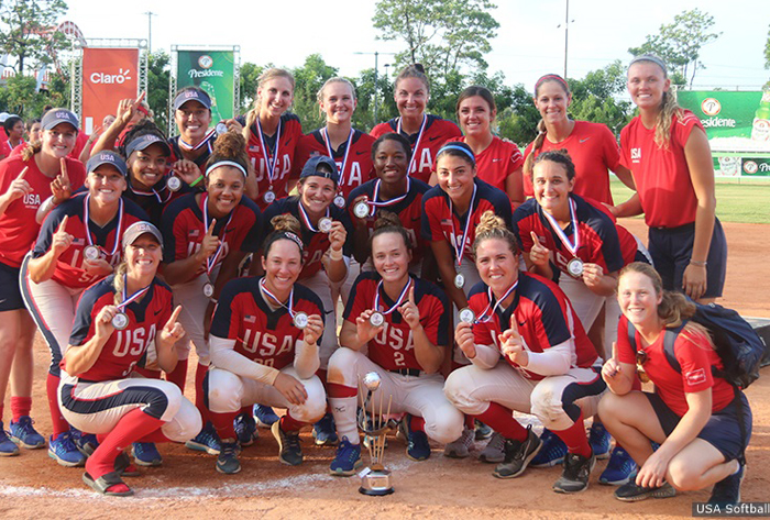 Team USA wins Pan American Championship with 9-0 win over Mexico