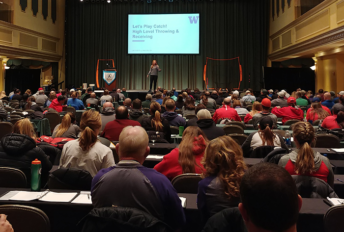 Speakers solidified and registration open for 2018-19 NFCA Coaches Clinics