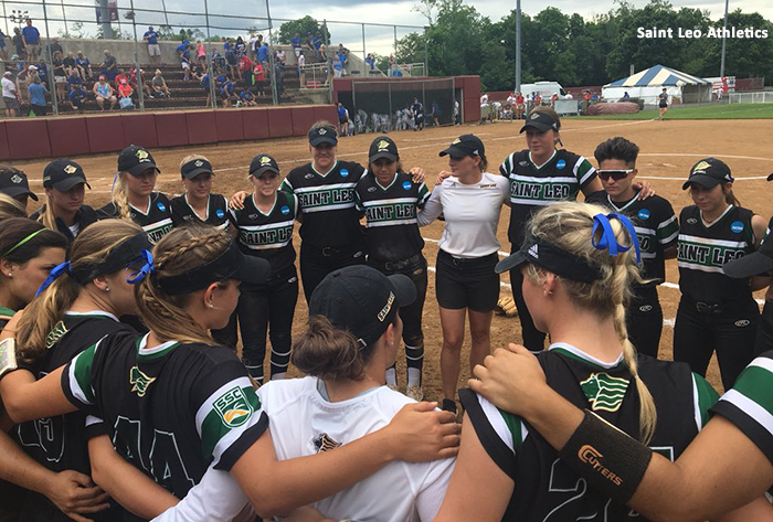 Southern Ark. stays alive, Saint Leo/Southern Ind. suspended at NCAA DII Championships