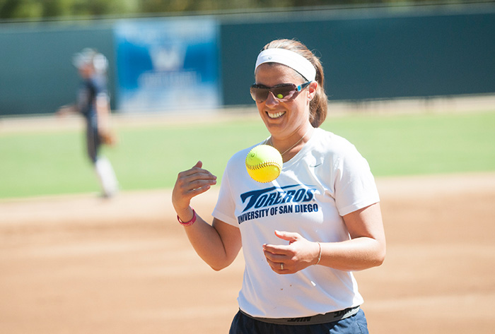 San Diego's McElvain named NFCA's 2018 Humanitarian Award recipient