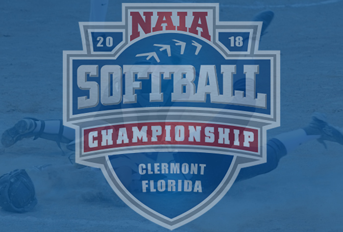 2018 NAIA Softball World Series bracket announced