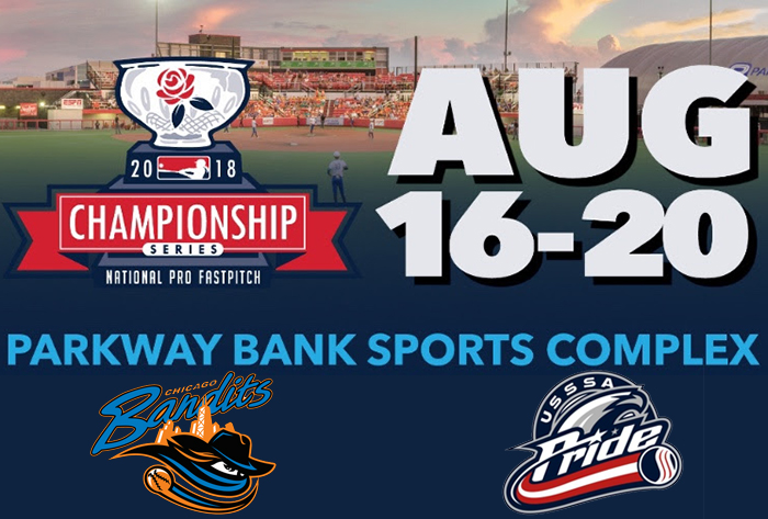 2018 NPF Championship Series begins Aug. 16