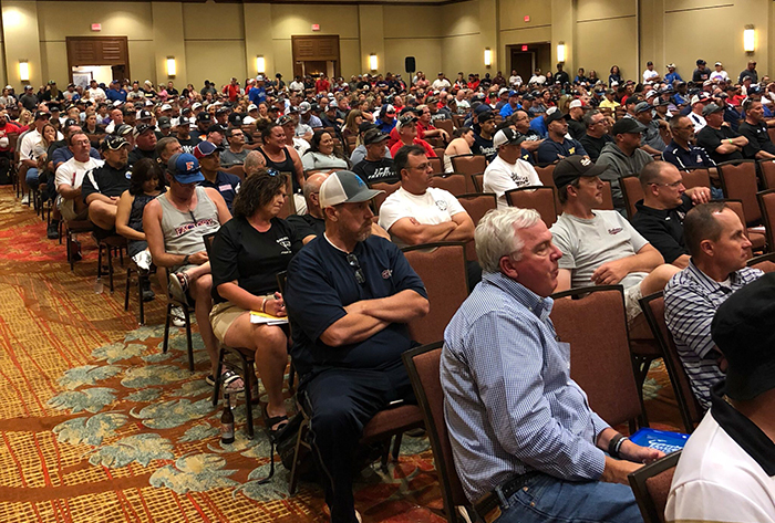 NFCA engages with travel ball coaches in Colorado