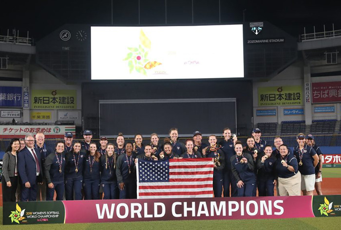 USA secures berth to 2020 Tokyo Olympics