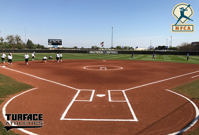image of TurfaceAthletics Softball Field