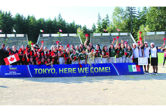 Canada, Mexico, WBSC, 2020, Olympics, Tokyo, qualify
