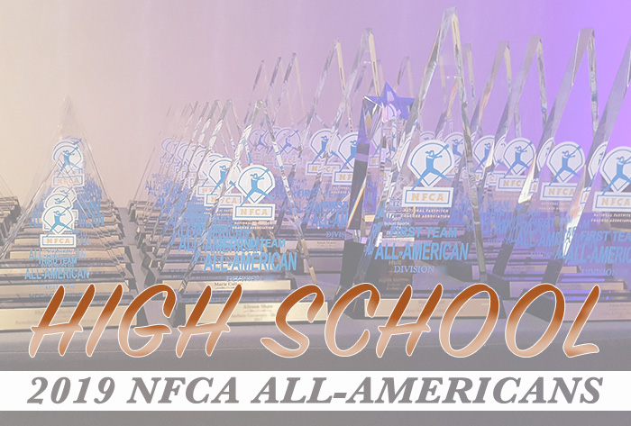 NFCA reveals 2019 High School All-Americans