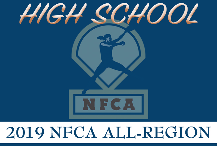 NFCA reveals 2019 High School all-region teams