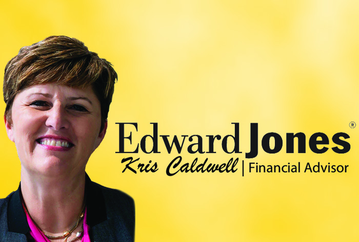 Kris Caldwell (Edward Jones) partners as NFCA official sponsor