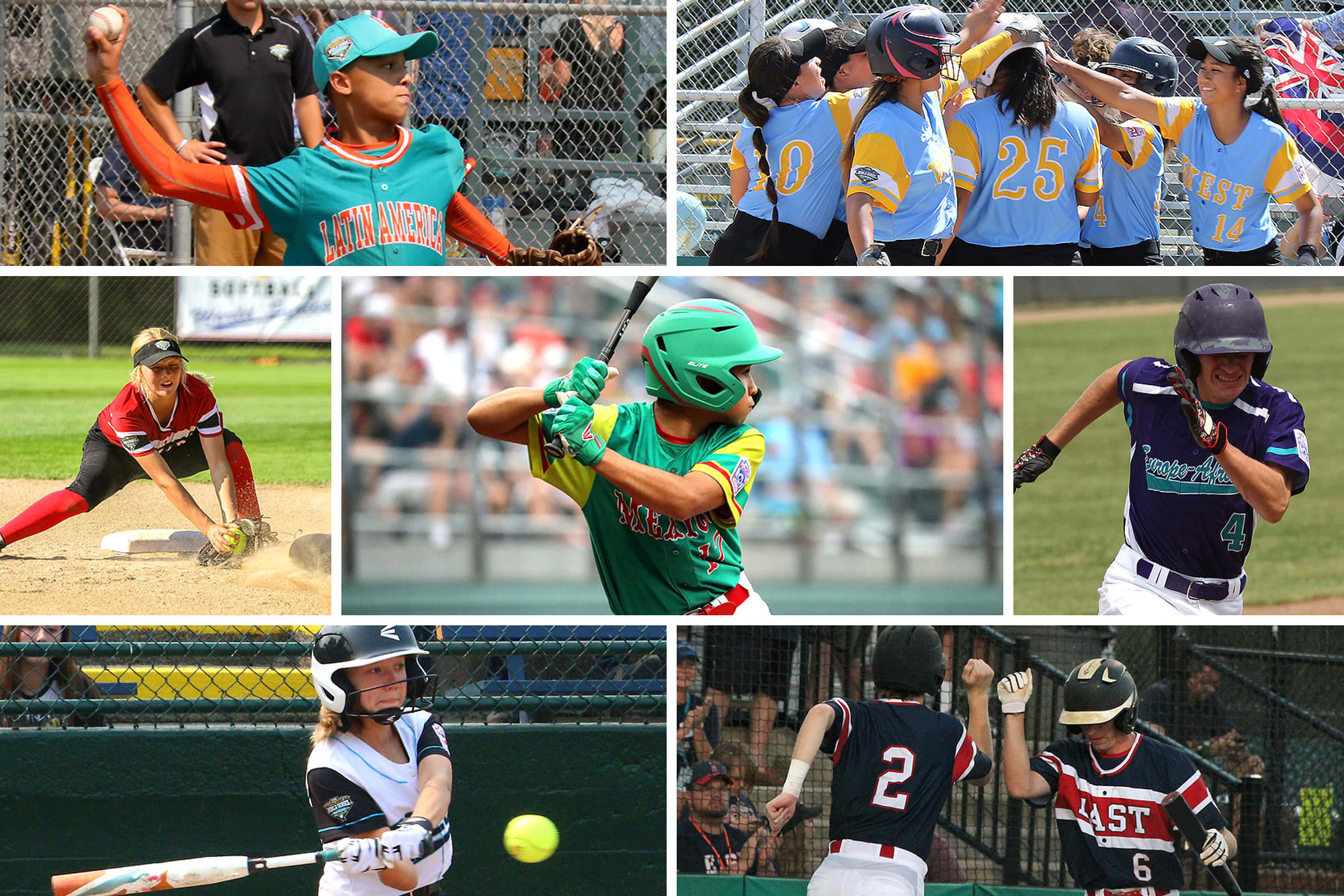 All Little League® World Series games broadcast on ESPN Networks and