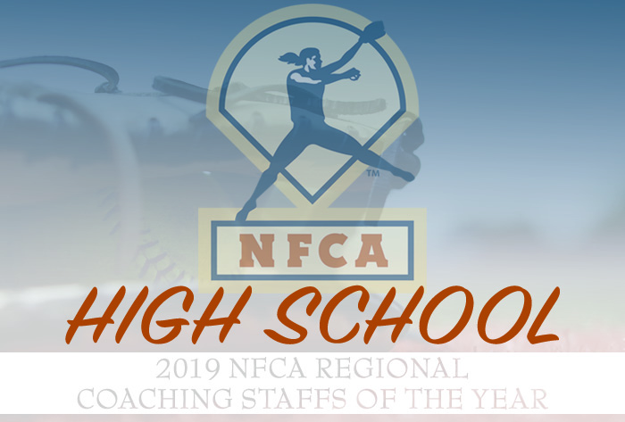 Five programs capture 2019 NFCA High School Regional Coaching Staffs of the Year