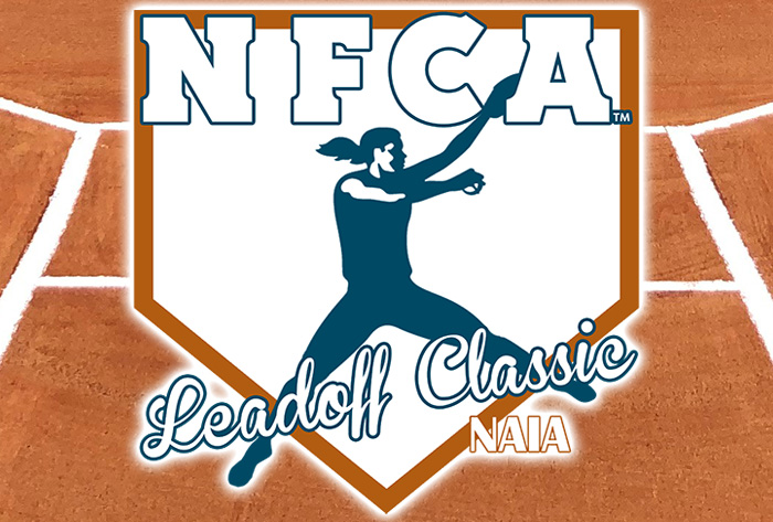 Field set for 2020 NFCA NAIA Leadoff Classic