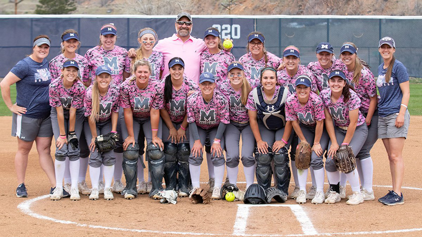 NFCA Strikeout Cancer Colorado School of Mines
