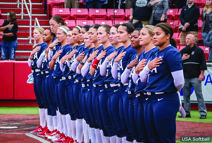USA Softball announces WNT roster for 2019 Pan Am Games