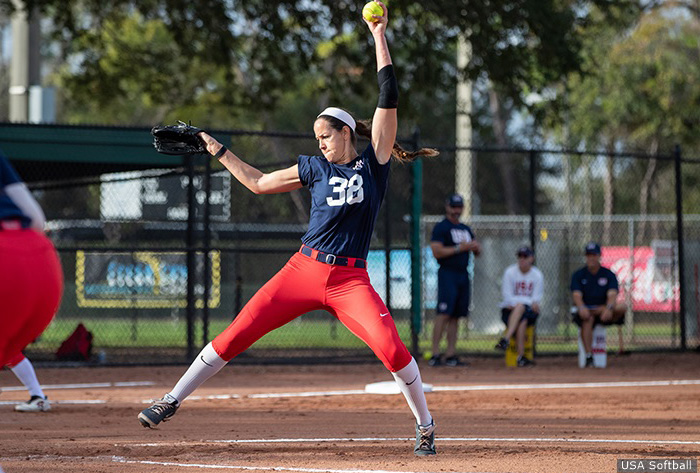 USA Softball Women's National Team announces 2019 roster