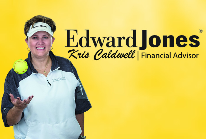 NFCA, national fastpitch coaches associatio, nfca official sponsor, Kris Caldwell, Edward Jones, Kris Caldwell Edward Jones, nfca official sponsor Kris Caldwell