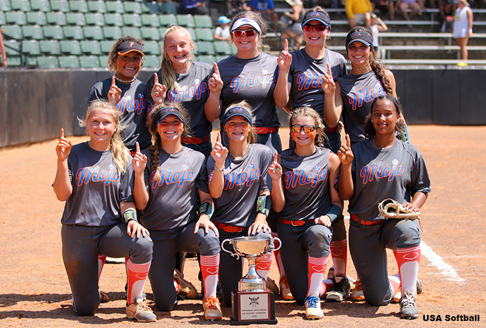 usa softball, nfca, usa softball jo cup, usa softball junior olympic cup, , 2020 USA Softball JO Cup, jo cup, tn mojo, Tennessee mojo, tn mojo 2024 - ross