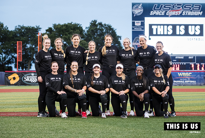 This Is Us debuts against USSSA Pride