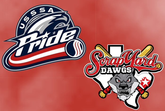 USSSA, USSSA Pride, Scrap Yard, Scrap Yard Dawgs, Scrap Yard Sports, summer softball tour