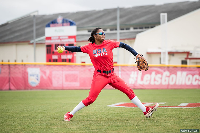 usa softball, nfca , florida southern