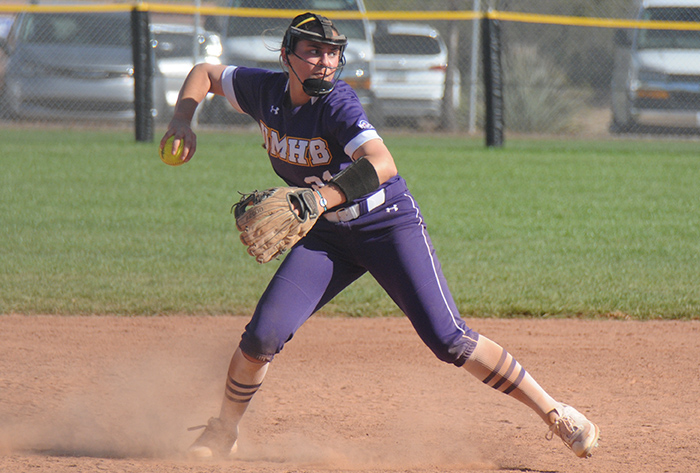 nfca, nfca division III leadoff Classic, 2020 nfca division III Leadoff Classic, nfca leadoff classic, 2020 nfca leadoff classic, leadoff classic, nfca classic, softball, division III softball, D3 Softball, 2020, Milly Cesare, Mary Hardin-Baylor, umhb, cru, crusaders