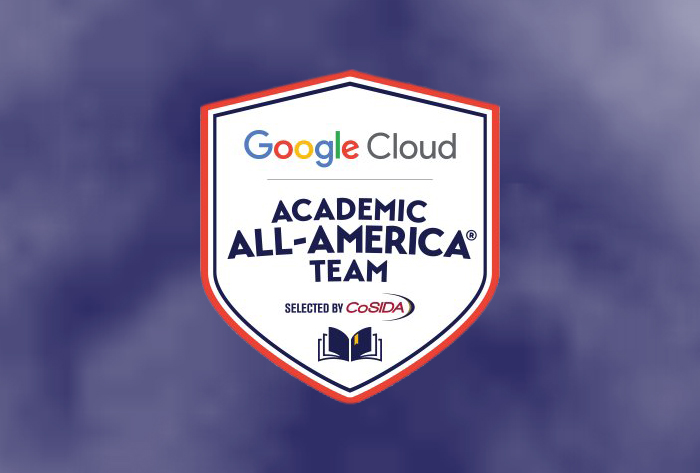 2018 Google Cloud Academic All-America® Softball Teams announced