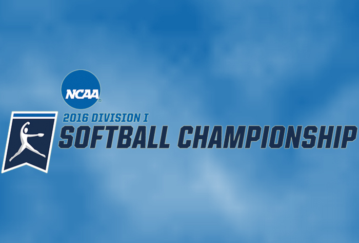 1 Seed In The NCAA Division I Softball Championship When Committee Announced 64 Team Field On