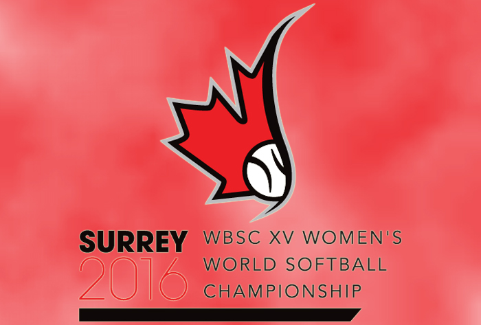 2016 Women's Softball World Championship starts on July 15