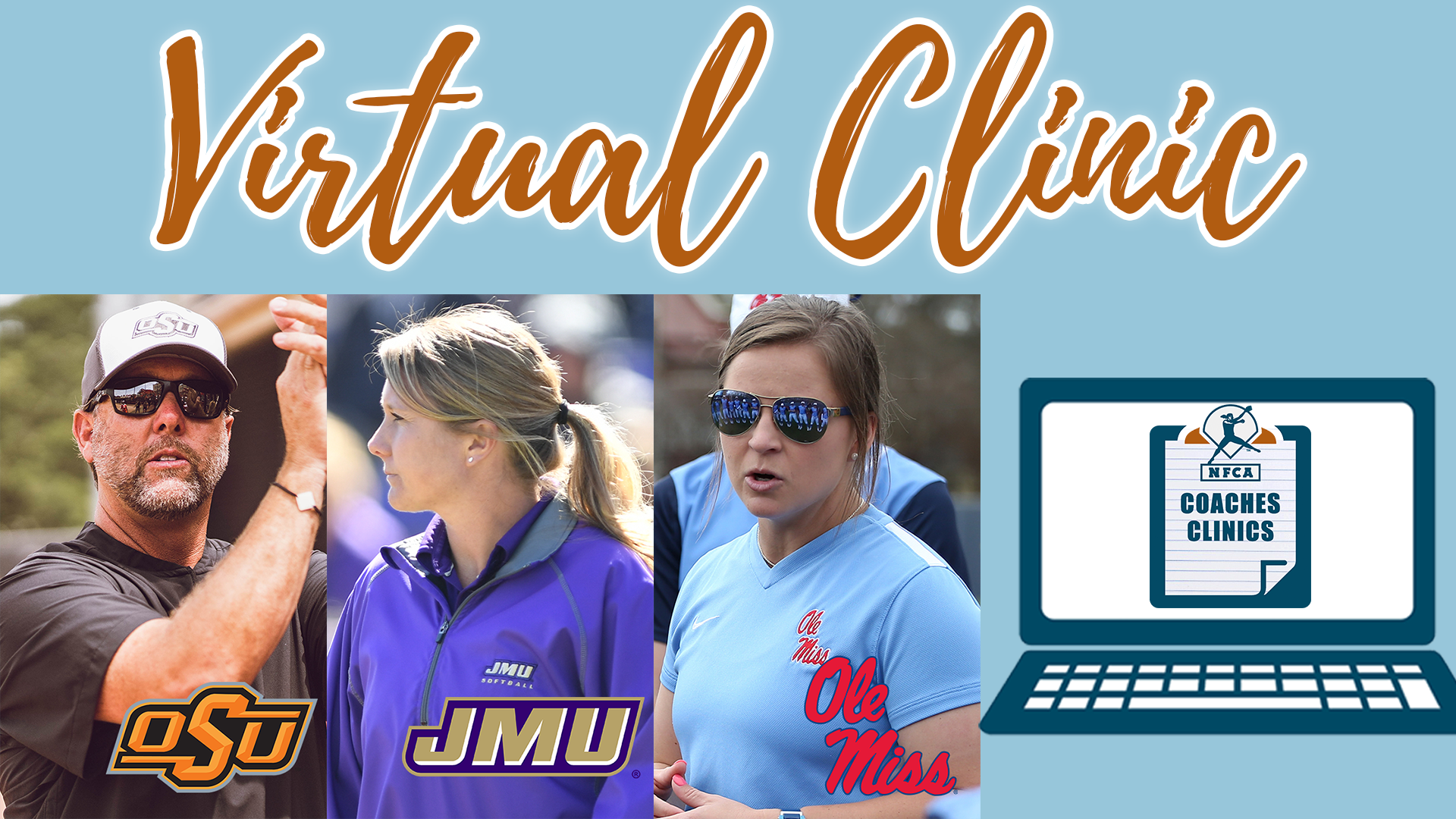 July 31, 2020 | Virtual Coaches Clinic