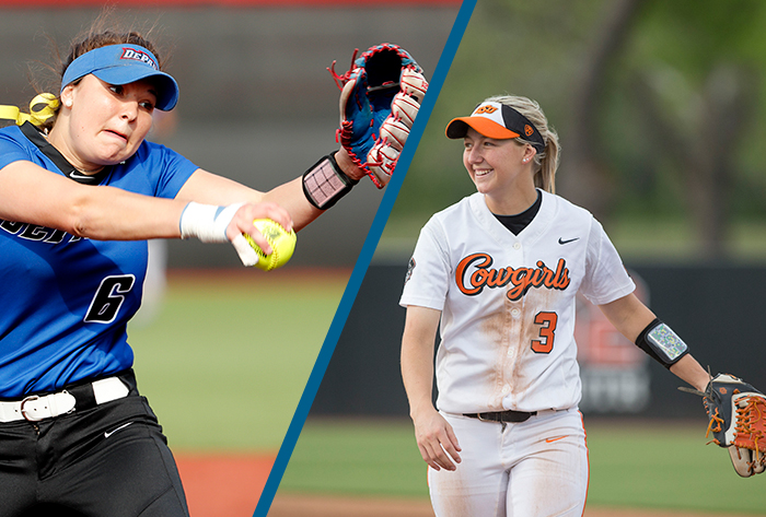 Oklahoma State's Shippy, DePaul's Zoch earn first Louisville Slugger/NFCA Division I weekly honors of 2018